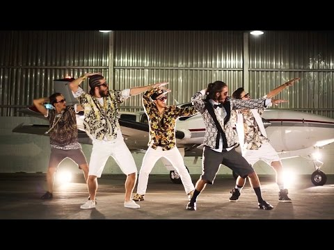 24K Magic - Bruno Mars - Dance by Ricardo Walker's Crew - (Second Upload)
