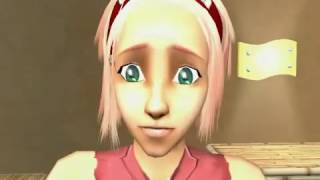 Naruto Manga 458 Part 2 Sims 2 Style