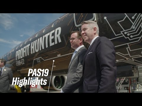 #PAS19 Air Sights - Highlights