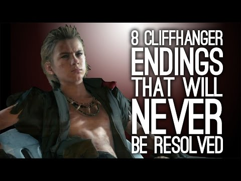 8 Cliffhanger Endings That Will Never Be Resolved, Thanks Videogames