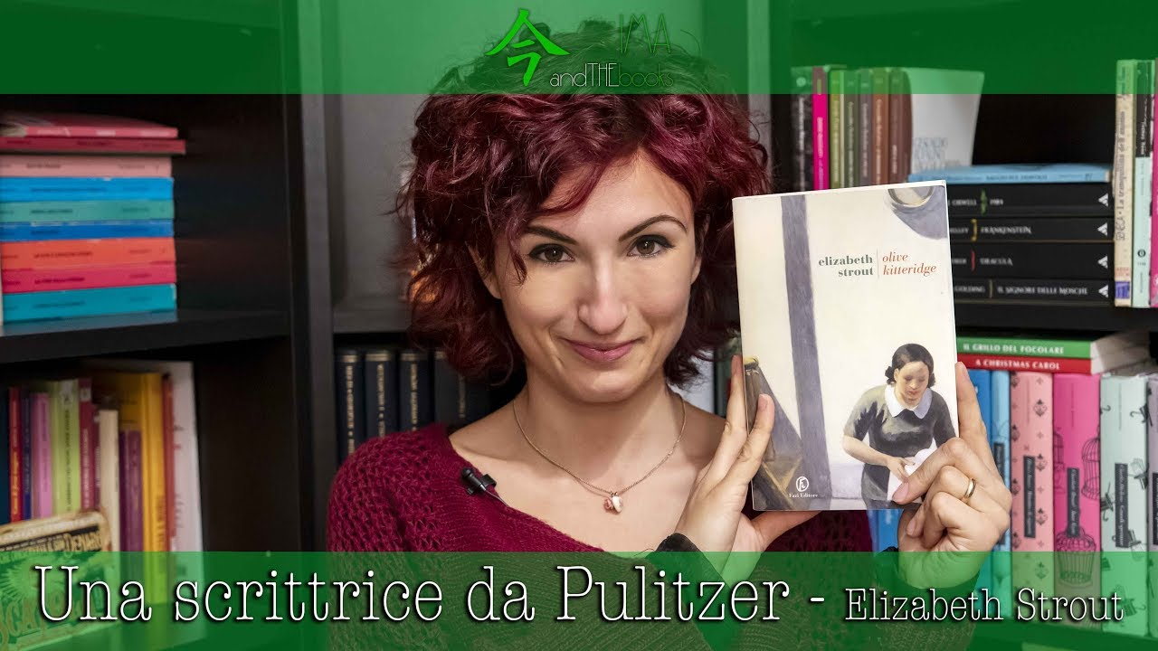 Download OLIVE KITTERIDGE di Elizabeth Strout   Una scrittrice da Pulitzer