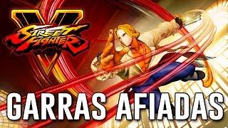 Street Fighter V Beta – Combos, Especial e V-Trigger do Vega, Jogador de Rosa