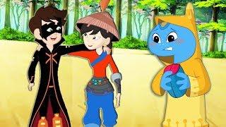 Kid Krrish Film Karikatur | Zeichentrickfilme für Kinder | Mission Mongolei Comp Teil 2/2