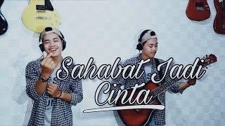 wow!! duet anak kembar, lagu Sahabat Jadi Cinta ost.Siapa Takut Jatuh Cinta (cover Deden Maulana)