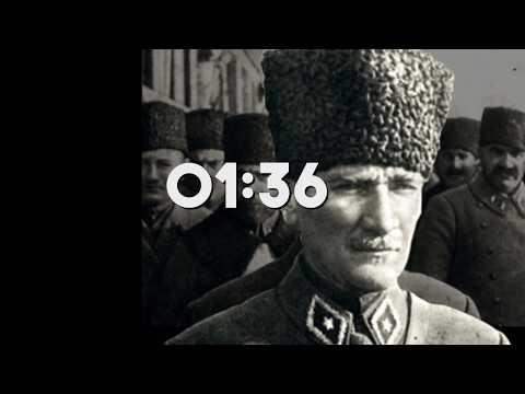 10 Kasım / Mustafa Kemal Atatürk