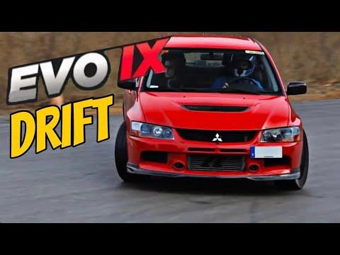 """Thumb of 2003 Mitsubishi """"Drift"""" EVO video"""