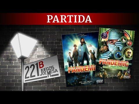 DIRECTO: Pandemic + State of Emergency - Partida en español