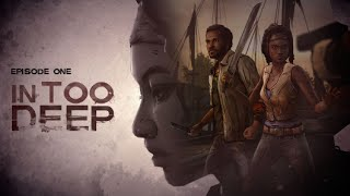 The Walking Dead: MICHONNE Episode 1: In too Deep #2 Telltale Miniseries Walkthrough