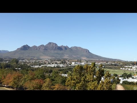 """Premier Helen Zille: """"The Western Cape Province Is Number One in South Africa"""""""