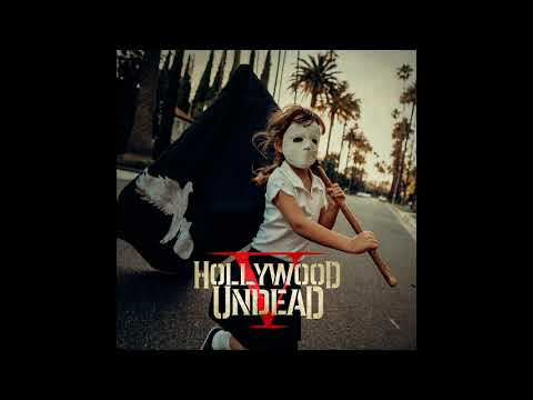 Hollywood Undead - Ghost Beach [Audio]