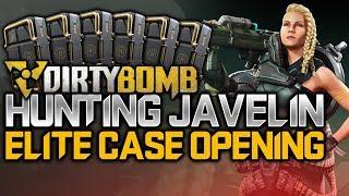 OPENING 17 ELITE CASES   DirtyBomb Gameplay