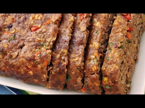 Best Meatloaf You've Ever Had