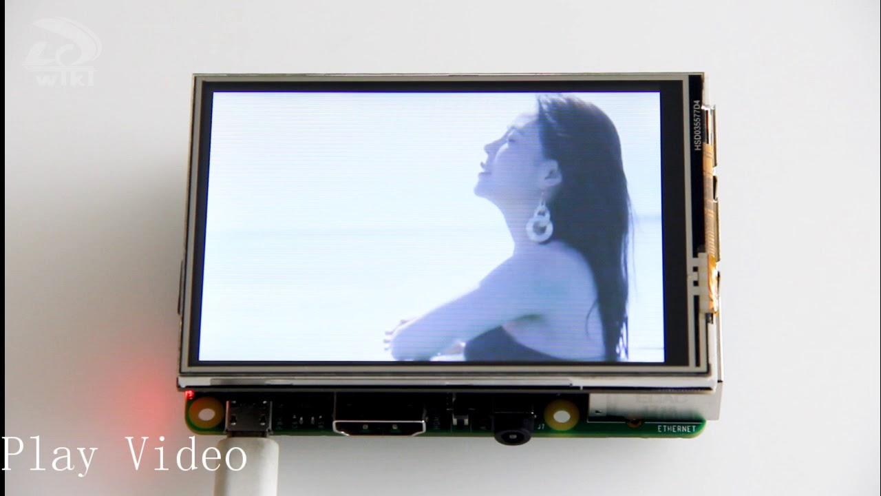 MHS-3 5inch RPi Display - LCD wiki