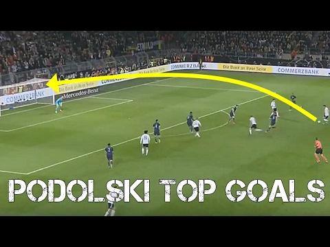 Lukas Podolski Best Goals for Germany | HD