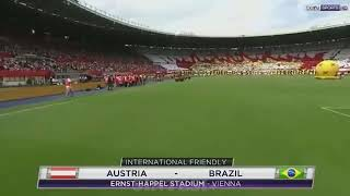 Austria vs Brazil International Friendly Match