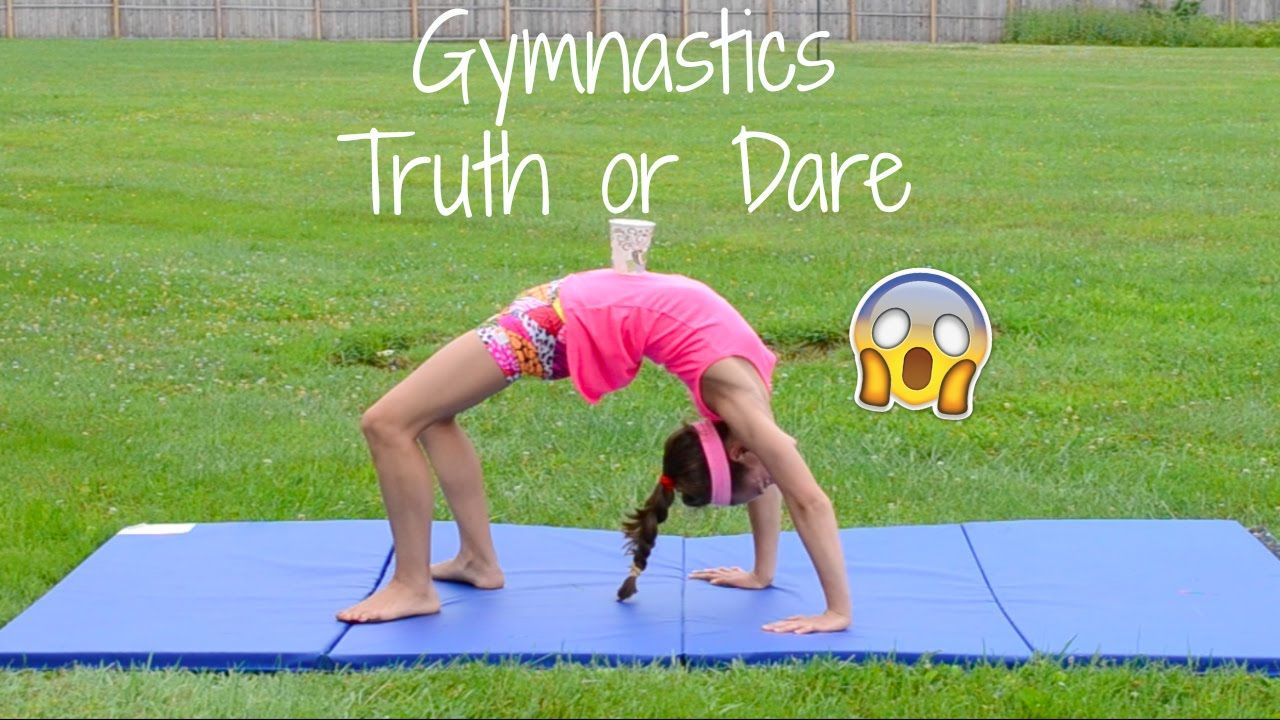 Gymnastics Truth or Dare - YouTube