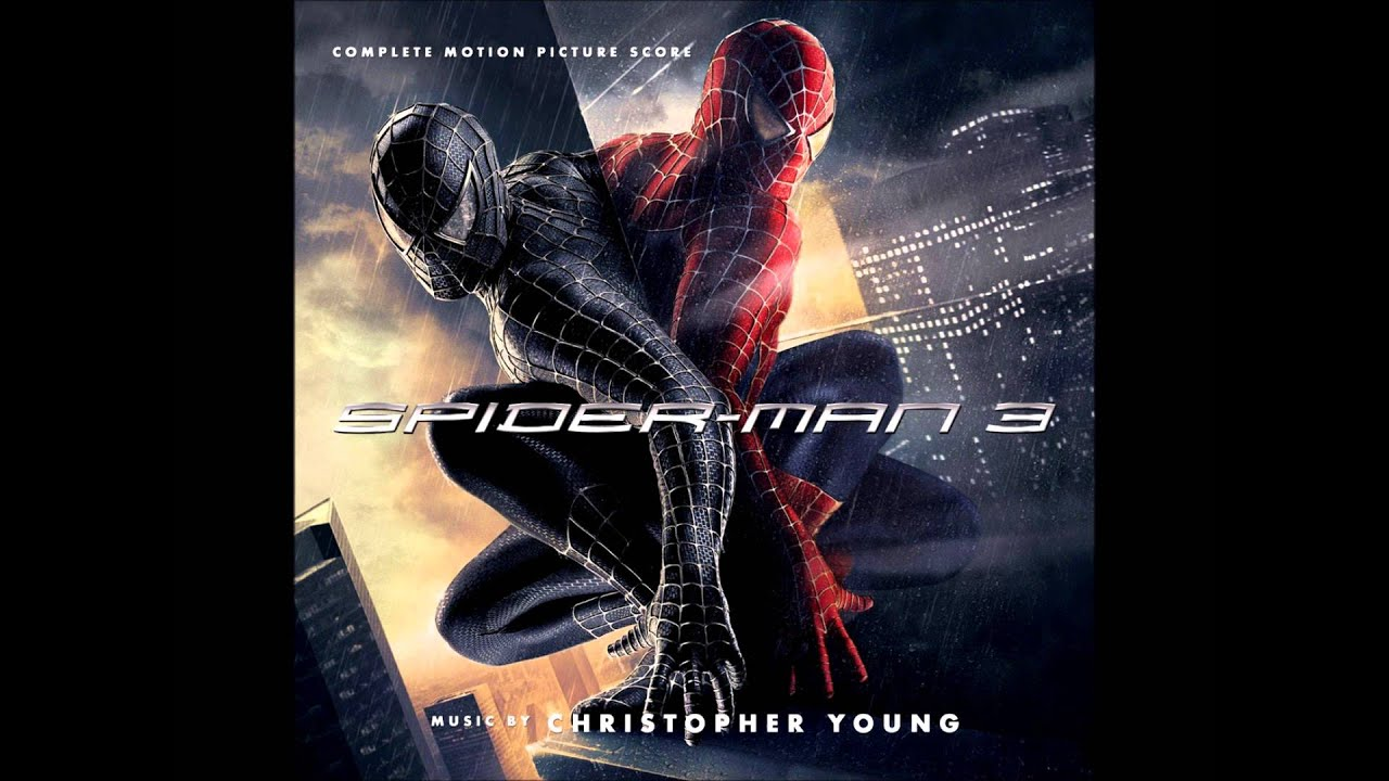 spider-man 3 - the complete score - birth of sandman - youtube
