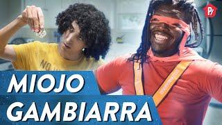 MIOJO GAMBIARRA | PARAFERNALHA