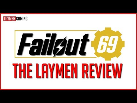 World First 0/10 Score For Fallout 76, Right Here On Laymen Gaming! thumbnail