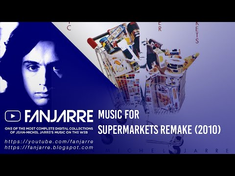 Jean-Michel Jarre - Music for Supermarkets remake by various artists (HQ)