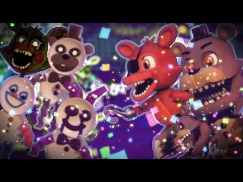 FNaF World CZ Let's Play Part 4...