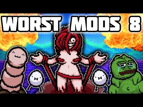 THE WORST ISAAC MODS 8