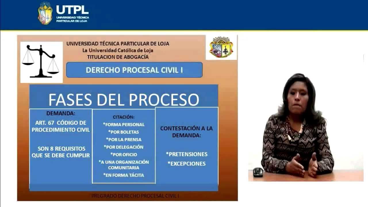 derecho procesal civil pdf libro