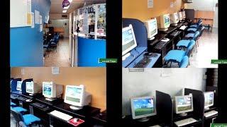 Интернет-кафе в Буэнос-Айресе.