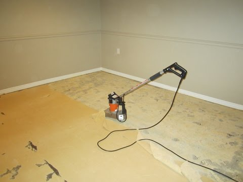 remove-old-carpet-underpadding---easy-and-no-dust-technique