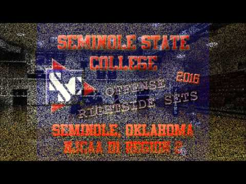 Adrianne Bynoe - Seminole State College Volleyball Middle 2016