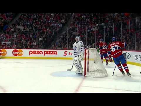 14.02.2015 Toronto Maple Leafs Vs. Montreal Canadiens