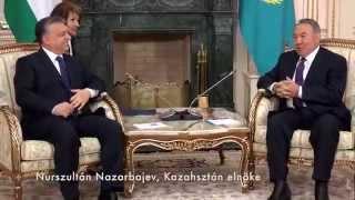 Снятый венграми ролик о Казахстане набирает популярность в Сети