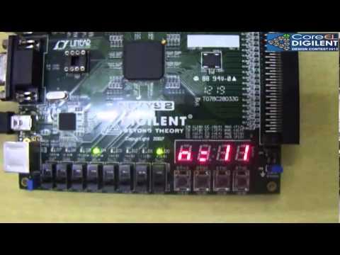 CDDC 2013 - Bit Error Rate Tester