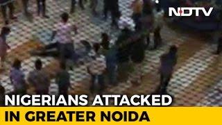 After Attack, Nigerian Student Tweets Sushma Swaraj, She Calls Adityanath