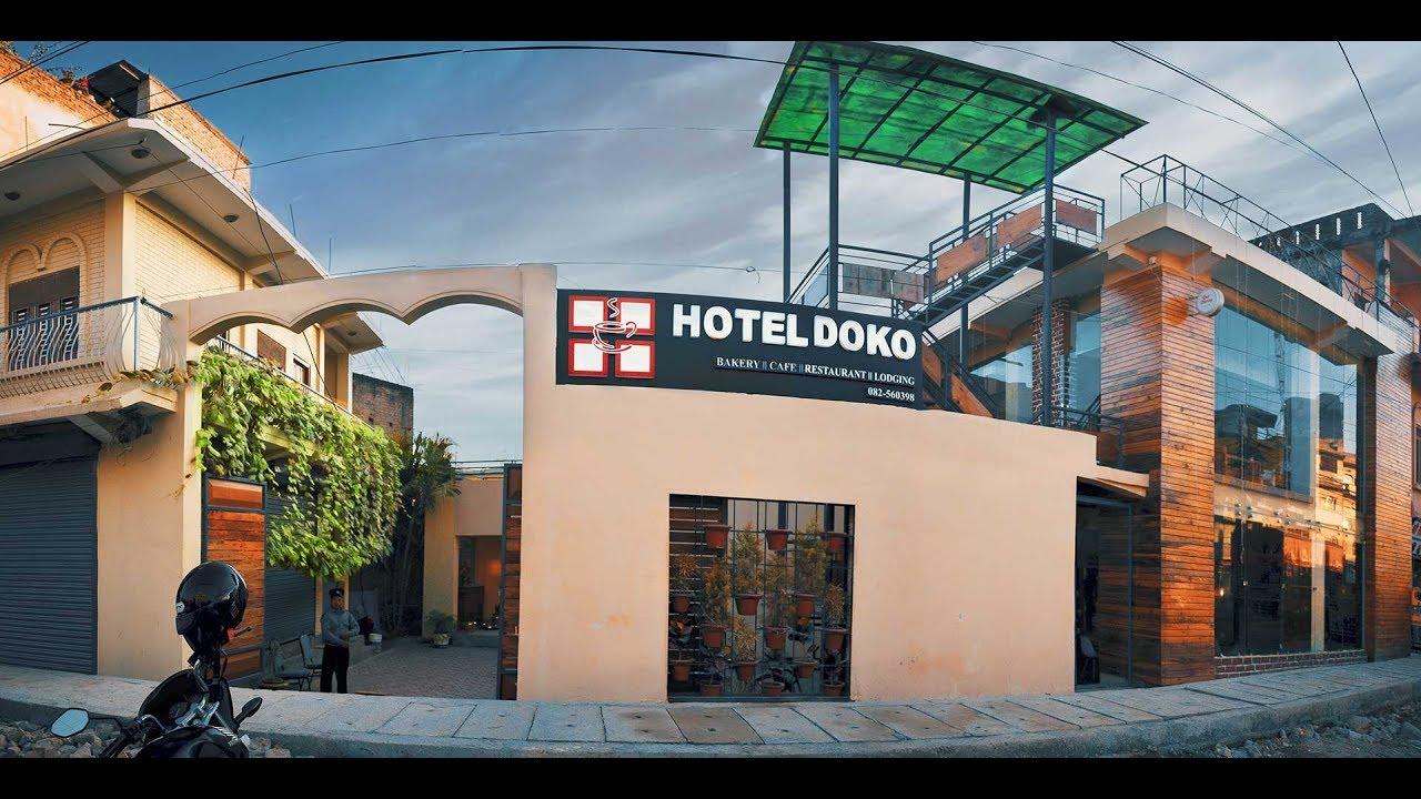 Hotel in Dang - Hotel Doko Nepal - YouTube
