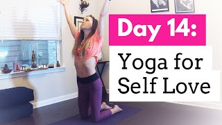 Self Love Yoga - Yoga for beginners - Day 14/30 Day Challenge