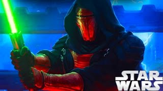 10 Interesting Facts About DARTH REVAN - Star Wars Explained