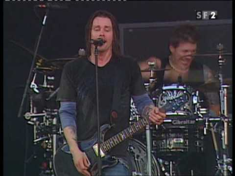 Alter Bridge: Down To My Last Live at Greenfield (HQ)
