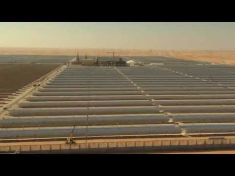 Solar Energy Plants in UAE