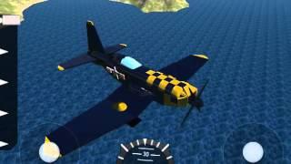 simpleplanes corsair bombing mission