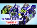 Siêu xe moto h?n 20 t? Yamaha M1, Áo qu?n, M? b?o hi?m, G?ng tay, Giày c?a Valentino Rossi VR46