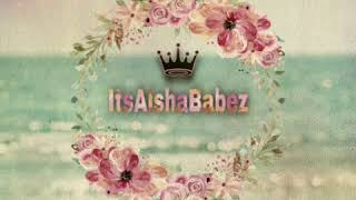 ItsAishaBabez & Dj Waan-Scared to be Lonely cover(Official Audio)