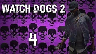 Watch Dogs 2 - Прохождение игры на русском [#4] Побочки PC