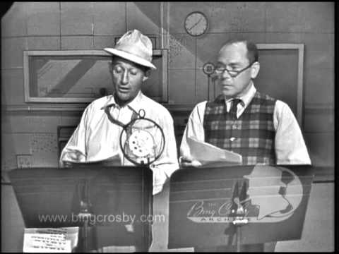 Bing Crosby and Johnny Mercer - 1960