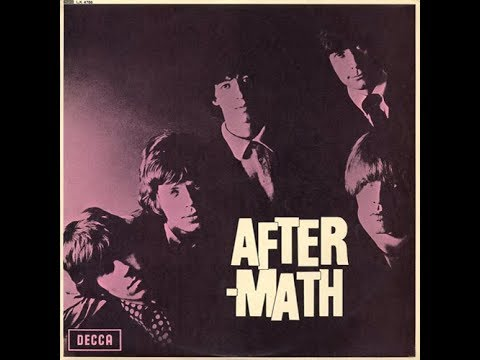 "The Rolling Stones ""Aftermath"" US vs UK"