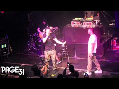 J Cole & Drake Perform at Irving Plaza | Dollar And A Dream NYC