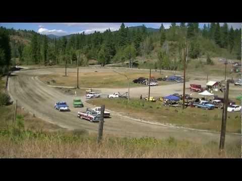 Northport International Raceway Truck Trophy Dash Too Dusty 9_2_2012