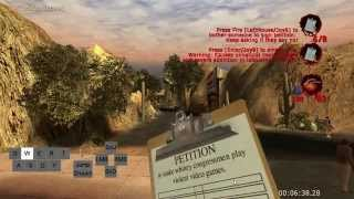 Postal 2 Segmented Speed-run 34:10.25 (in-game Timer)