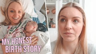 THE TRUTH ABOUT MY BIRTH STORY | CHRIS & EVE