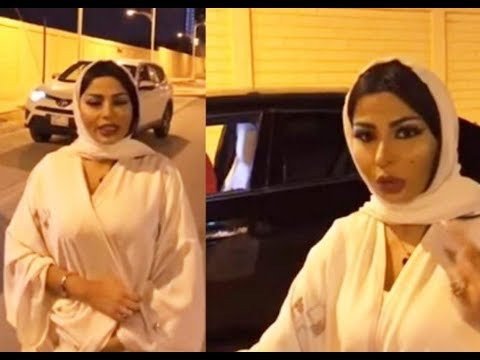 Saudi Tv Reporter Leaves Country Just  for Indecent Clothes ?????